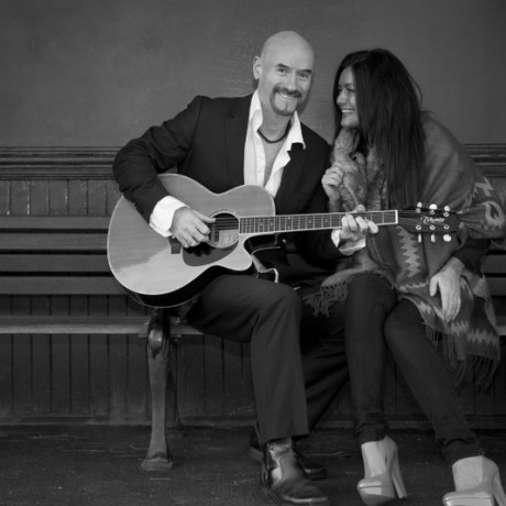 Paul and Tracy Vineyard Acoustic Duo